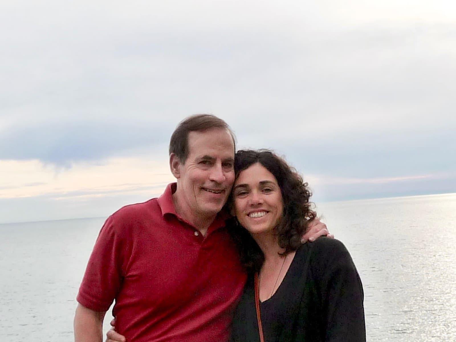 Mark & Kelly from Santa Rosa, California, United States