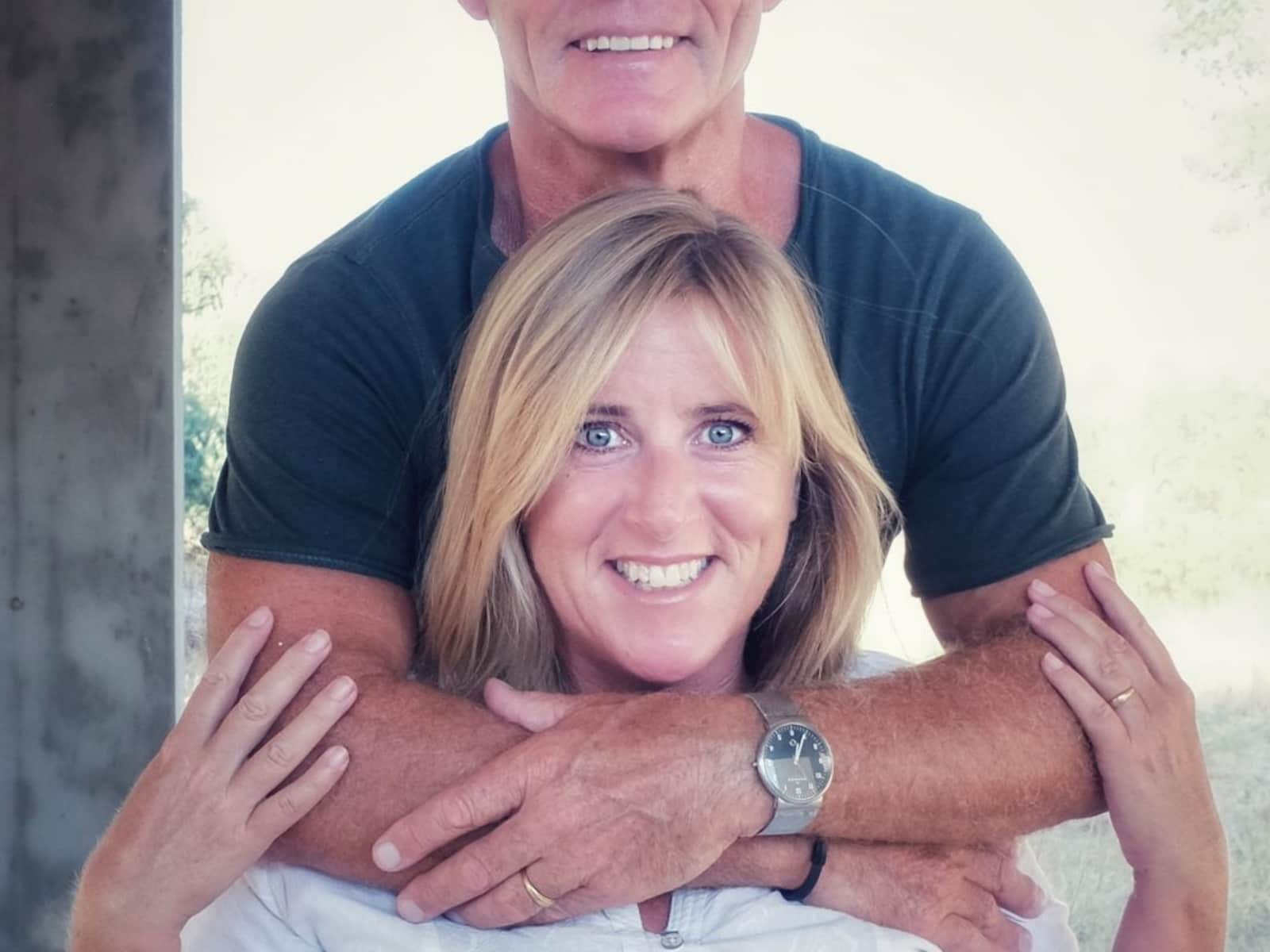Stephanie & Clive from Cheam, United Kingdom