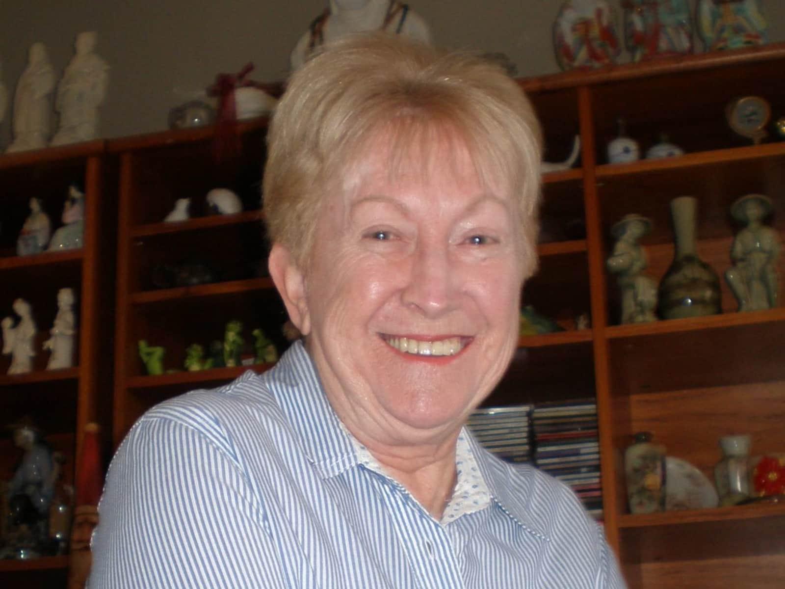 Alice from Melbourne, Victoria, Australia
