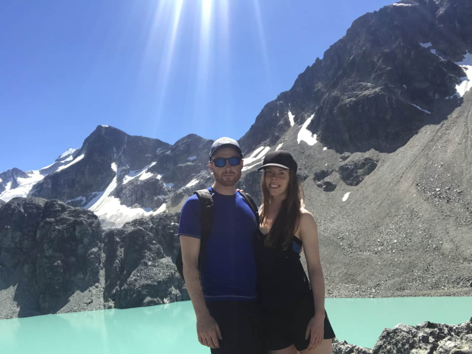 Bronwen & Jay from Vancouver, British Columbia, Canada