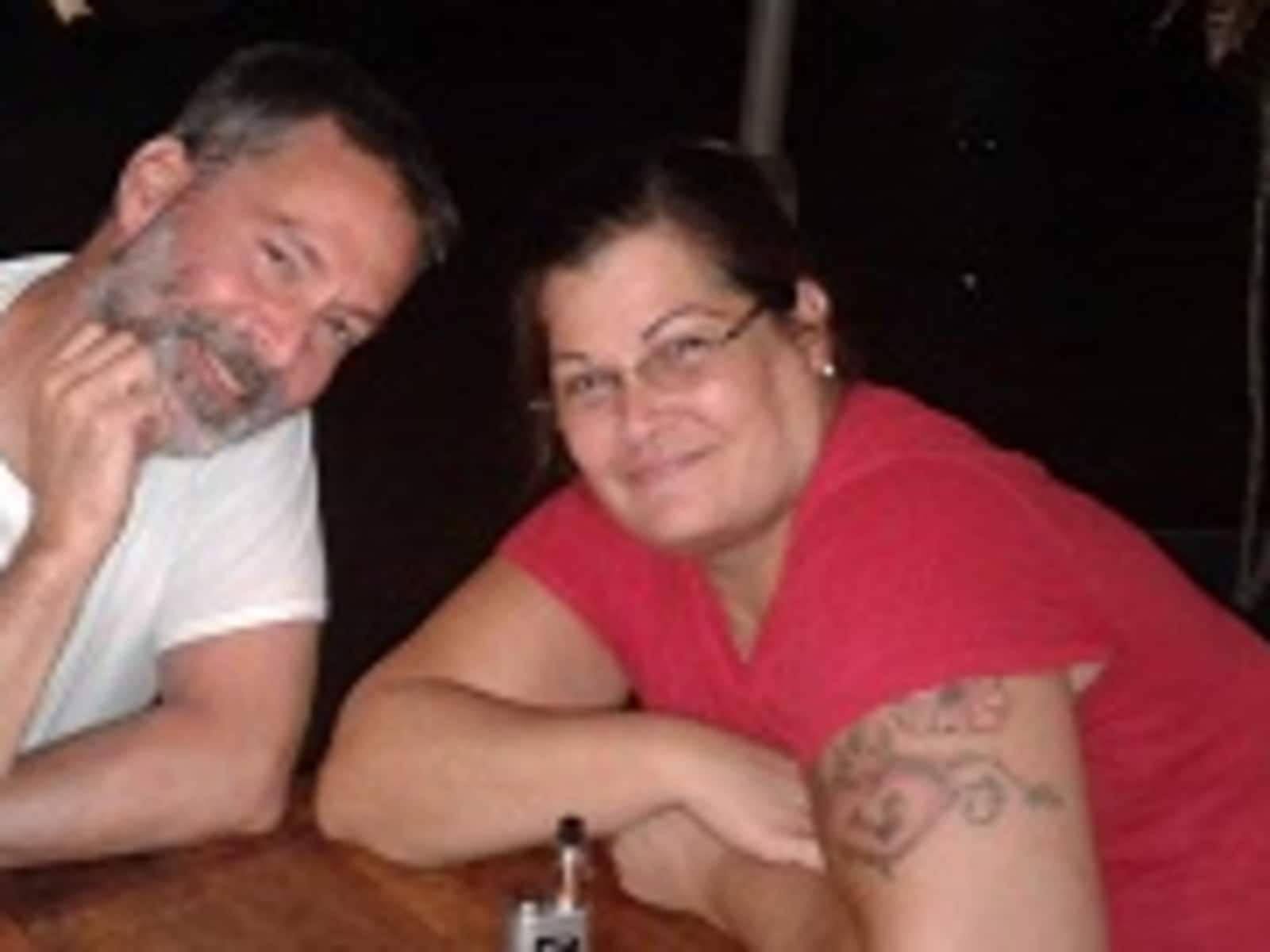 Michelle & Jeff from San Francisco (San Pancho), Mexico