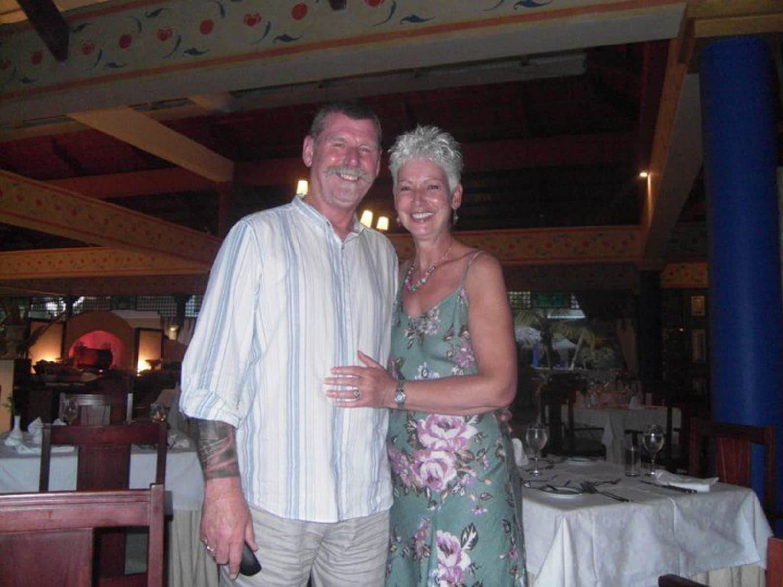 Ronald & Barbara from Liverpool, United Kingdom