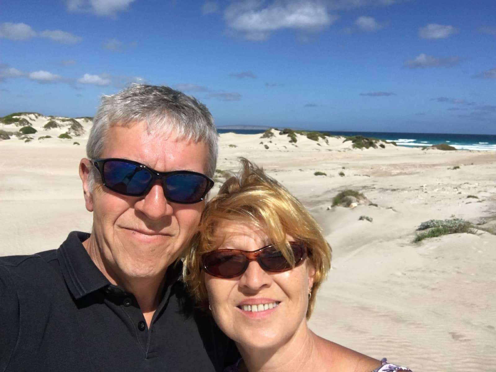 Chris & Paula from Littlehampton, United Kingdom