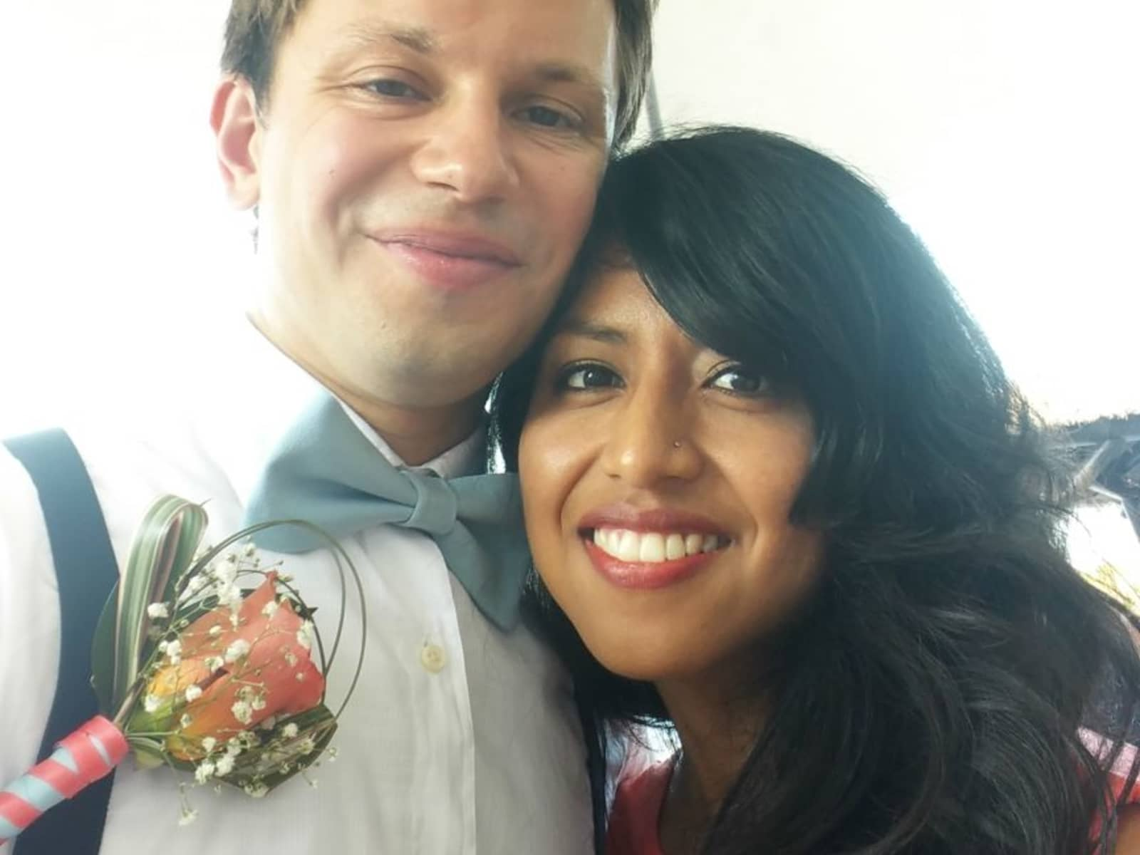 Nicolas & jimena & Jimena from Madrid, Spain