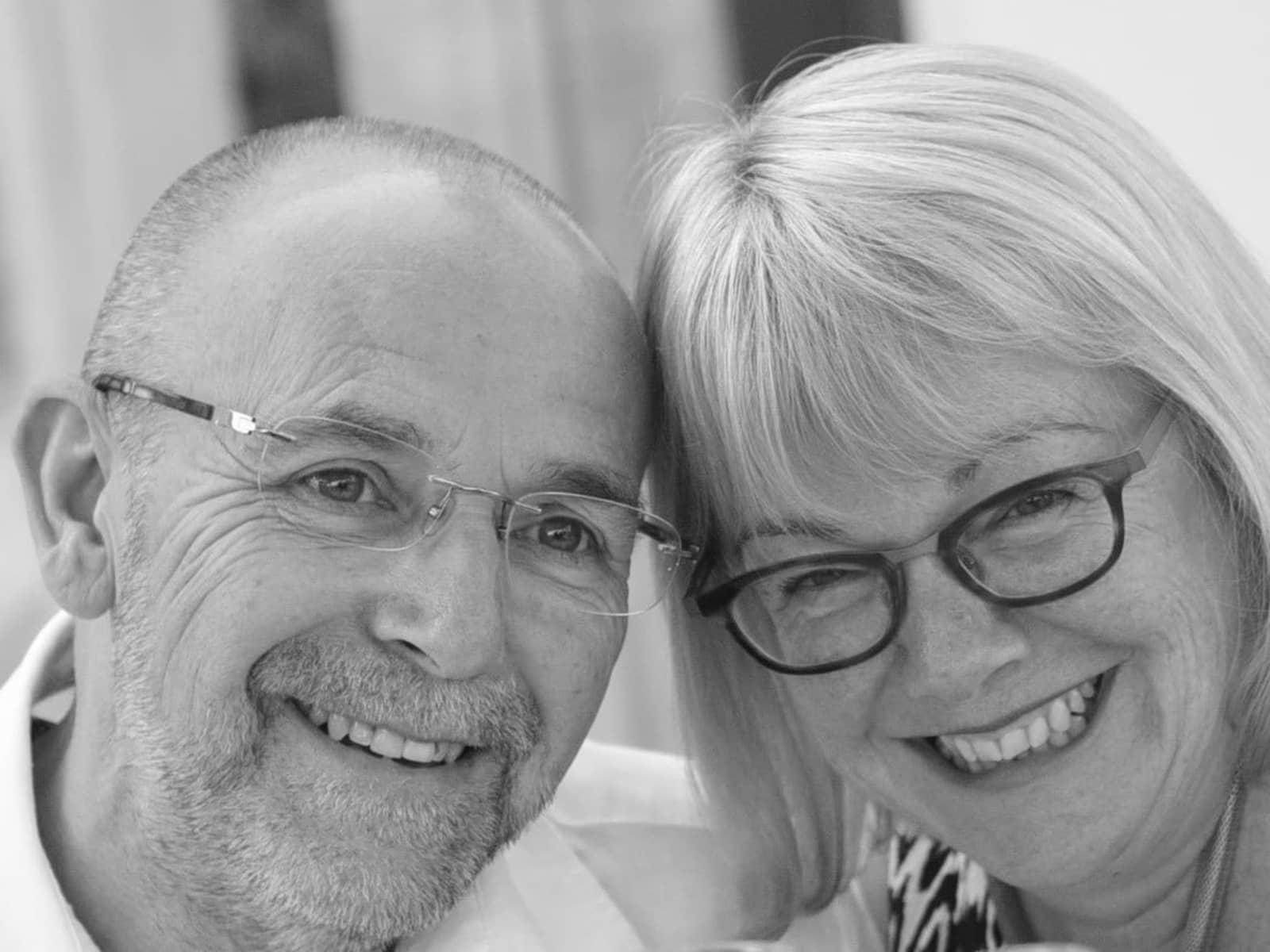Sharon & Roy from Stockport, United Kingdom