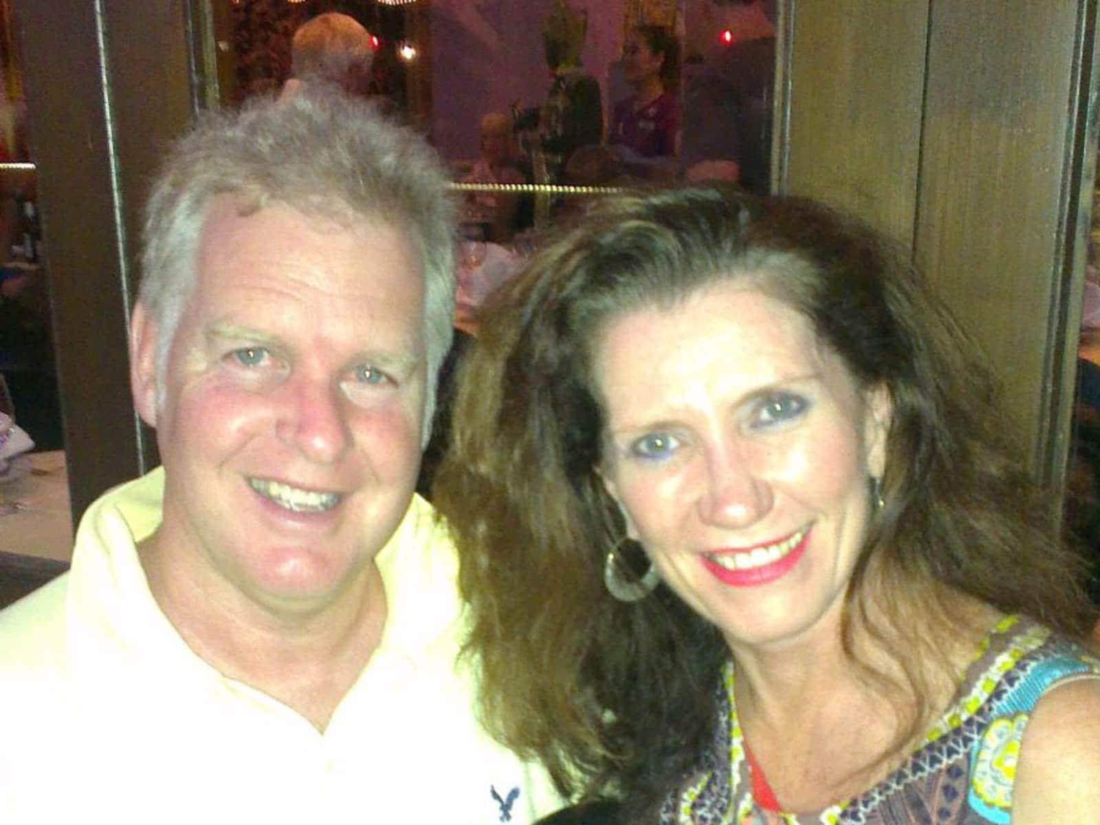 Carmen & Peter from Gold Coast, Queensland, Australia