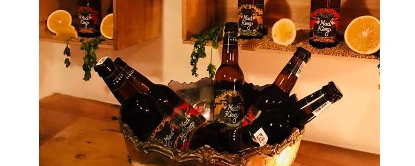 Mad King Beer