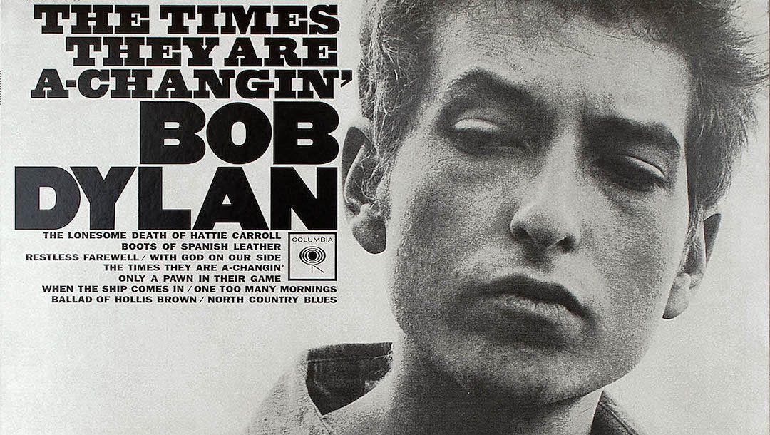 Born May 24, 1941 - Bob Dylan, 80 today.