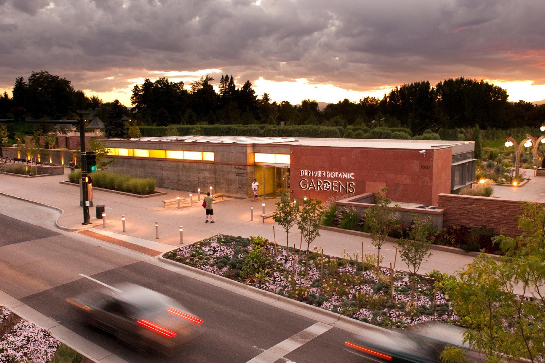 Denver Botanic Gardens| Tryba Architects