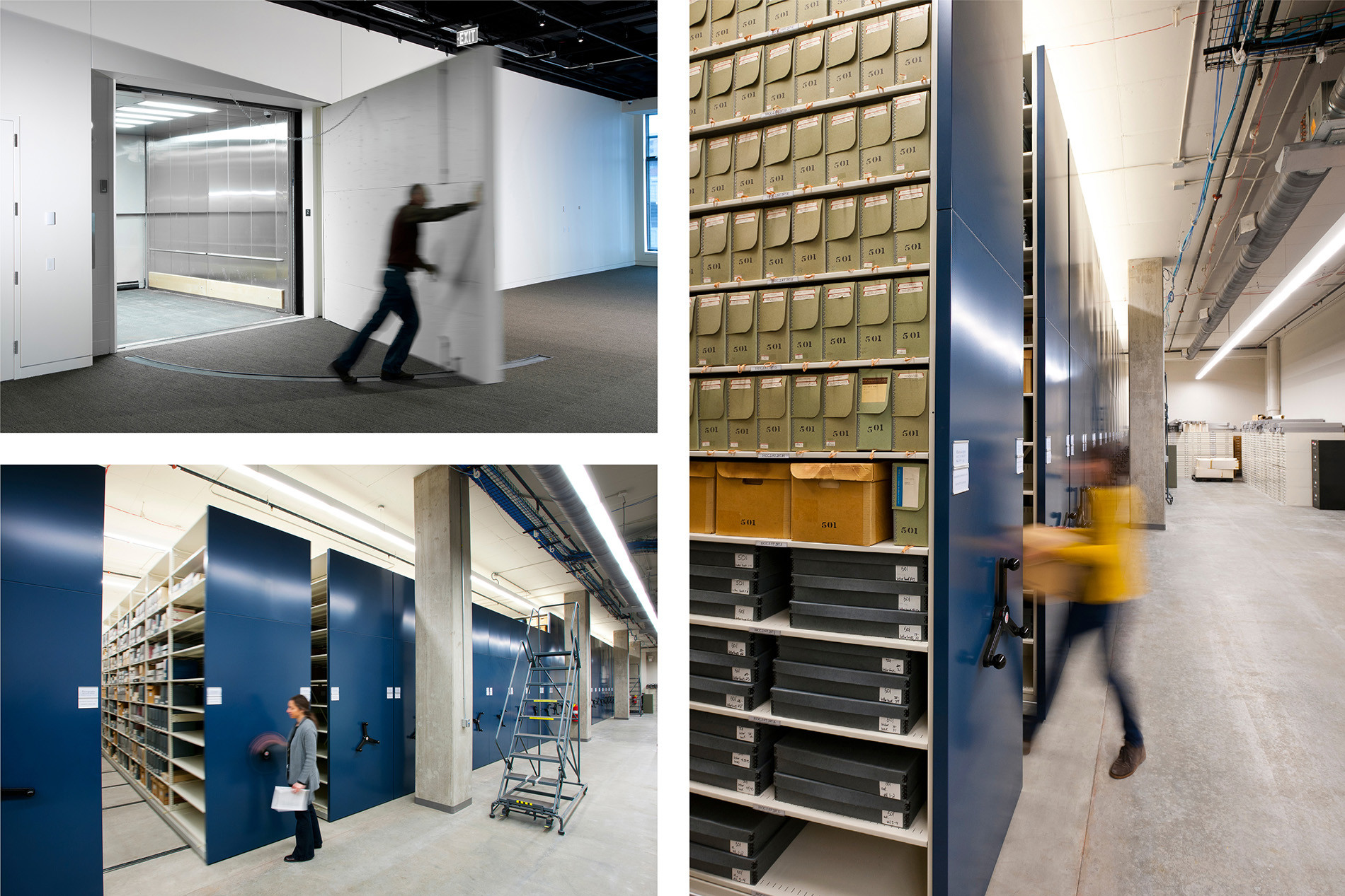 Marvelous State Of The Art Archival Storage