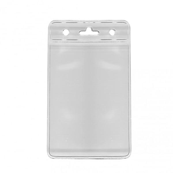 Korthållare IDS 36V, mjuk vinyl, vertikal, transparent