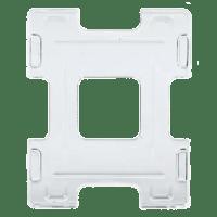 Produktbild på DUAL-TICKET HOLDER (FOR 2 CR80 CARDS) - 1 set of 5 units