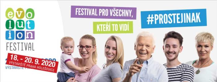 Festival Evolution vPraze (18.–20.9.2020)