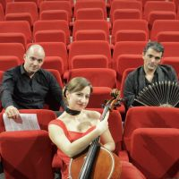Concert en trio de tango
