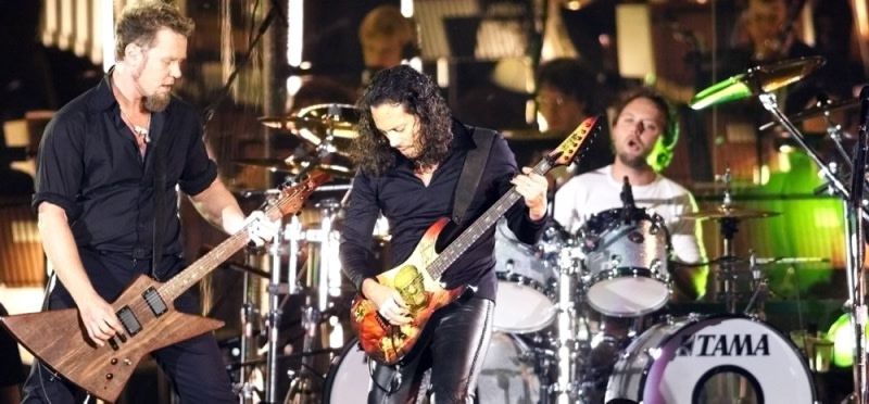 Metallica vantas salja ut ullevi