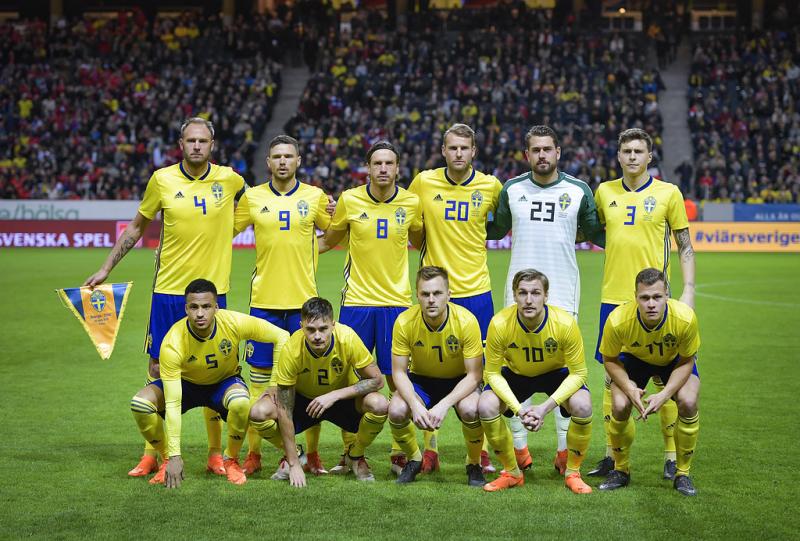 Svensk premiar i fotbolls vm