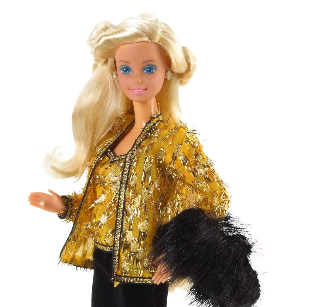 Barbie kön video röret av rött