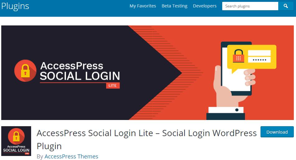 accesspress-social-login-plugin