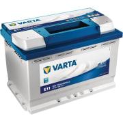 STARTBATTERI 12V 74AH BLUE DYNAMIC VARTA