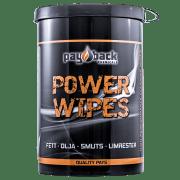 Power Wipes - Rensekluter - 90 stk