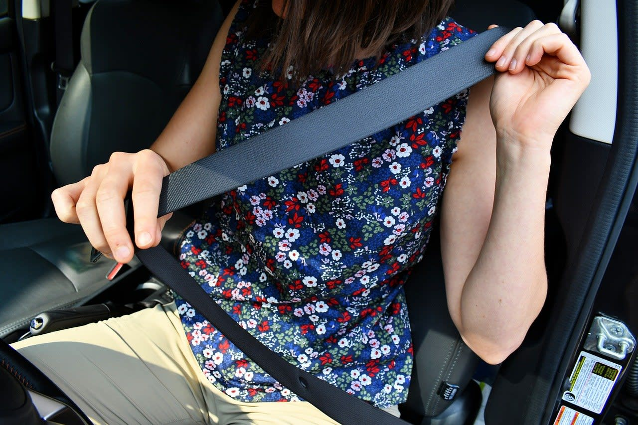 Revealed: The New Seatbelt Law Arriving in 2021