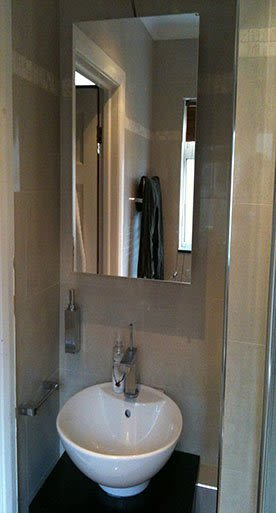 Superb bathroom installations by our qualified plumbing technician.