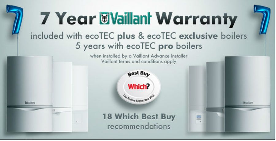 Vaillant advanced installer who offers Acton landlords and homeowners, professional installations and 5-7 year warranties.