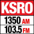 Listen to KSRO 1350 AM and 103.5 FM