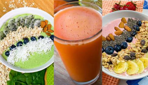 5 Desayunos Saludables y Fáciles De Hacer