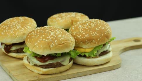 hamburguesa veggie burger