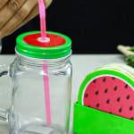 Agua refrescante receta