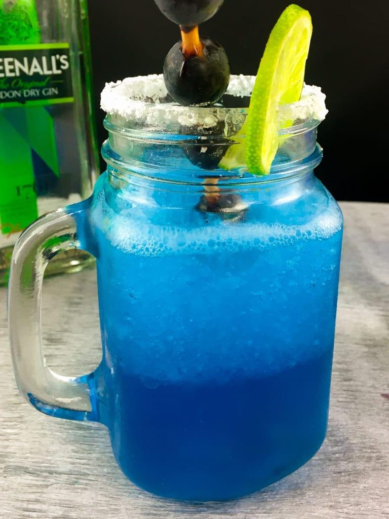 coctel blue cucarao