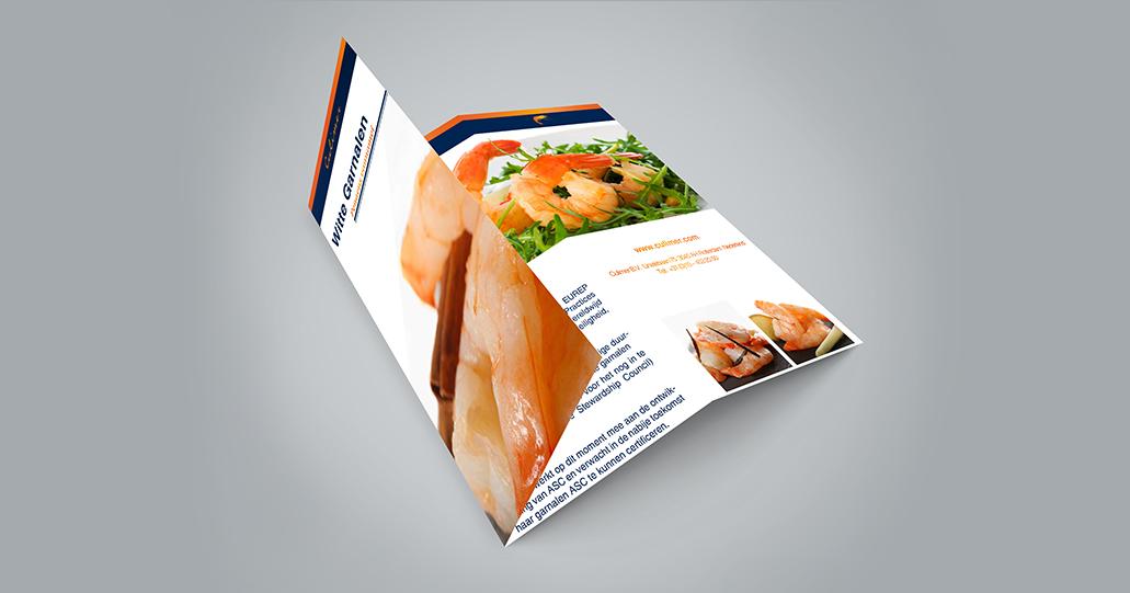Trifold Drieluik Brochure Print Design Culimer B.V. | Tucreate