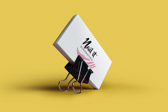 Nail it Eindhoven Business Card