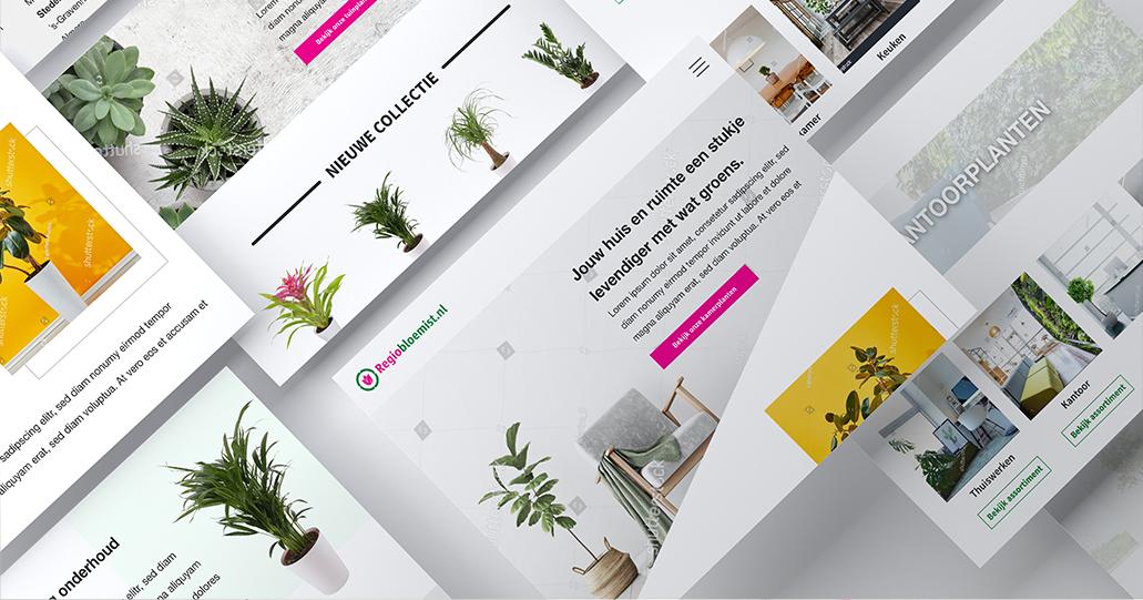 Planten pagina Regiobloemist