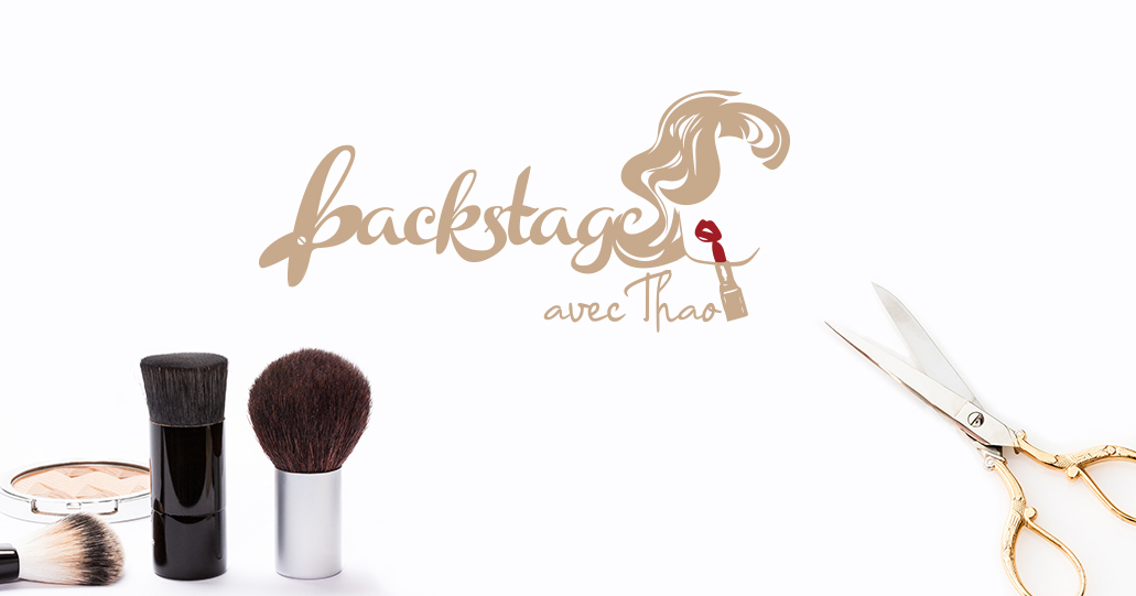 Backstage avec Thao Logo