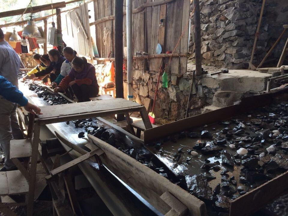 20 TPH Hard rock wolfram & molybednum processing plant09
