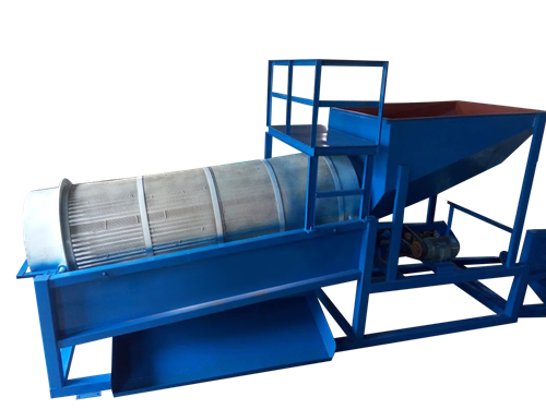 rotary trommel screen