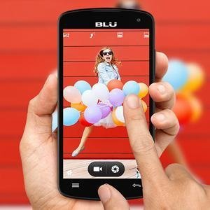 BLU Studio X8 HD - Captura el momento