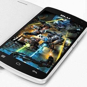 BLU Studio X8 HD - - Vista HD brillante
