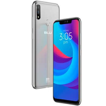 BLU Vivo XI Plus 64 GB Plateado