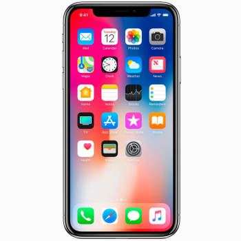 iPhone X 256GB Gris