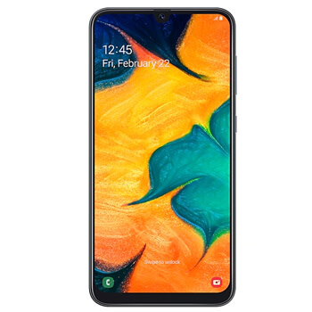 Samsung Galaxy A30 64 GB Negro
