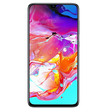 Samsung Galaxy A70 128 GB - 6 GB Blanco