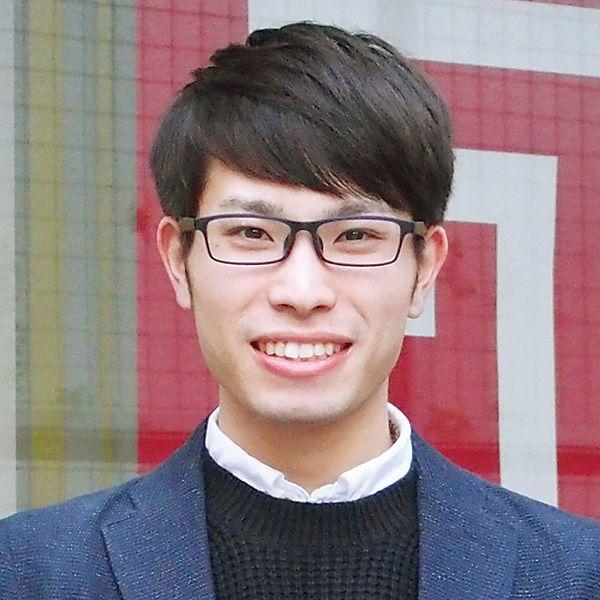 三藤奎人さんの写真