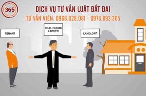 Dịch vụ tư vấn luật đất đai