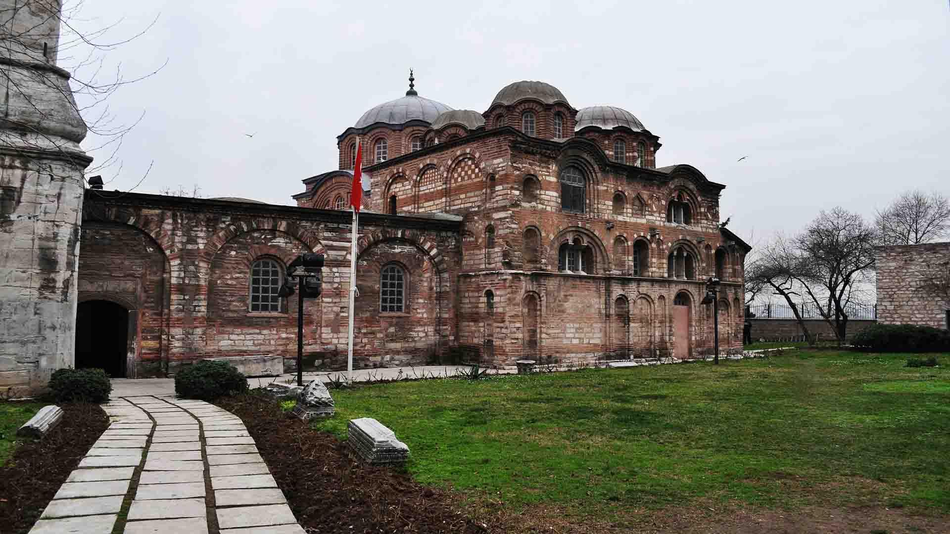 fethiye museum devan pammakaristos church