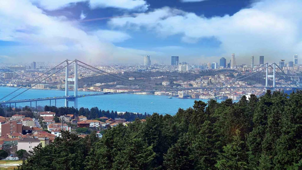 Istanbul Turkey #findyourdelight