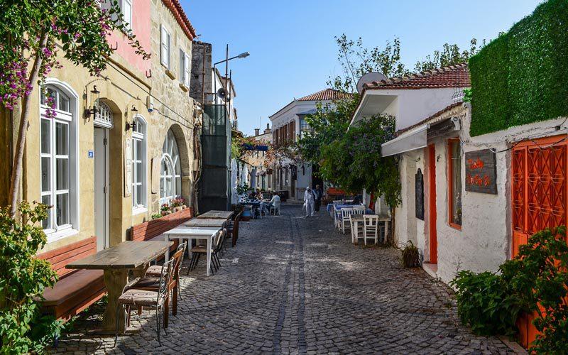 Alacati-Cesme-Izmir