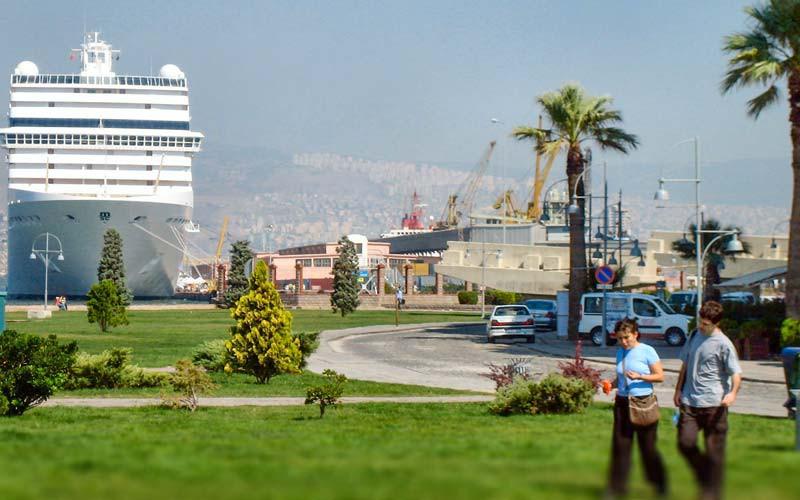 Alsancak-Izmir-Gezi